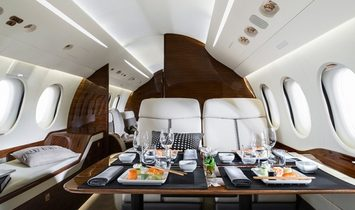 Falcon 7X - Luxury Private Jet Charter