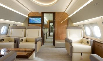Airbus A319 CJ VIP - Luxury Private Jet Charter