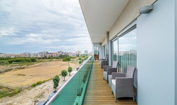 Sale penthouse, as new, close to sea and beach, Vila Conde, Portugal