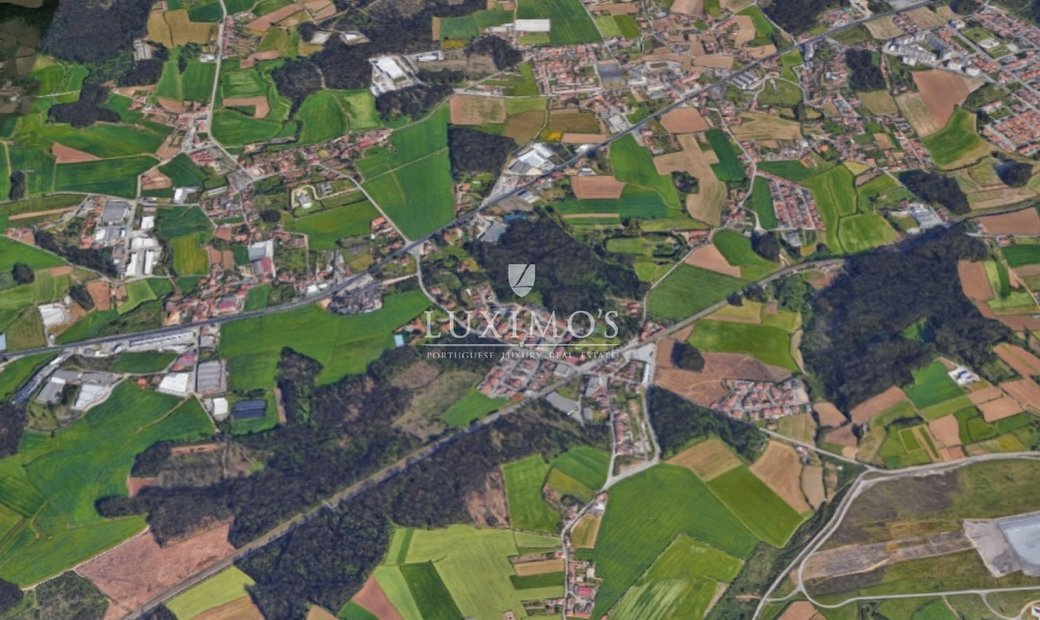 Plot of land for sale in luxury condo, Vila do Conde, Porto, Portugal