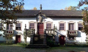 Secular House rehabilitated, Braga, Portugal
