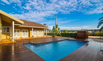 Villa with garden, pool and games field, Póvoa de Varzim, Portugal
