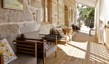 Charm rural hotel, close to golf and thermal baths, Oura, Portugal