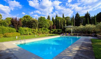 Historic Renaissance Villa With Private Hamlet On The Hills Of Florence