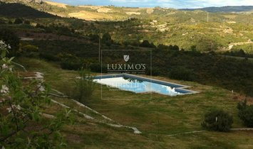 Resort with river and mountain views, Bemposta, Portugal