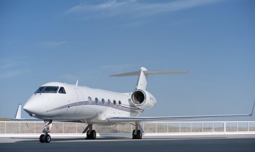 Gulfstream G450 - Luxury Private Jet Charter