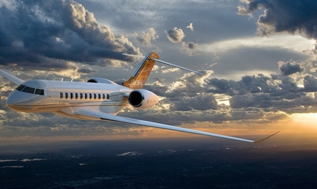 Global Express - Luxury Private Jet Charter