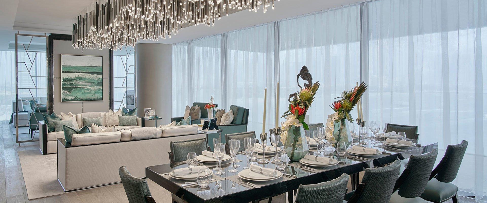 Penthouse in Dubai, United Arab Emirates 1 - 10596422