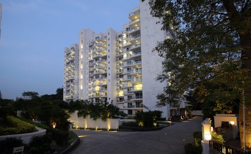Apartment in Greater Kailash, Delhi, India