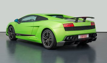 2011 Lamborghini Gallardo LP 570-4 Superleggera