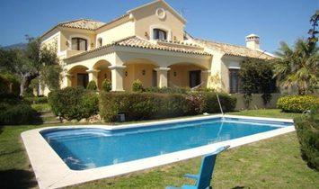 House in Lomas de la Quinta, Andalusia, Spain