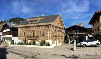 Sale - Apartment Megève (Village)