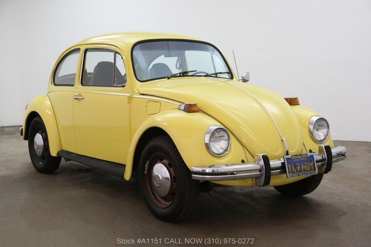 1973 Volkswagen Beetle >> Volkswagen Beetle