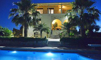 Villa in Vouves, Griechenland 1