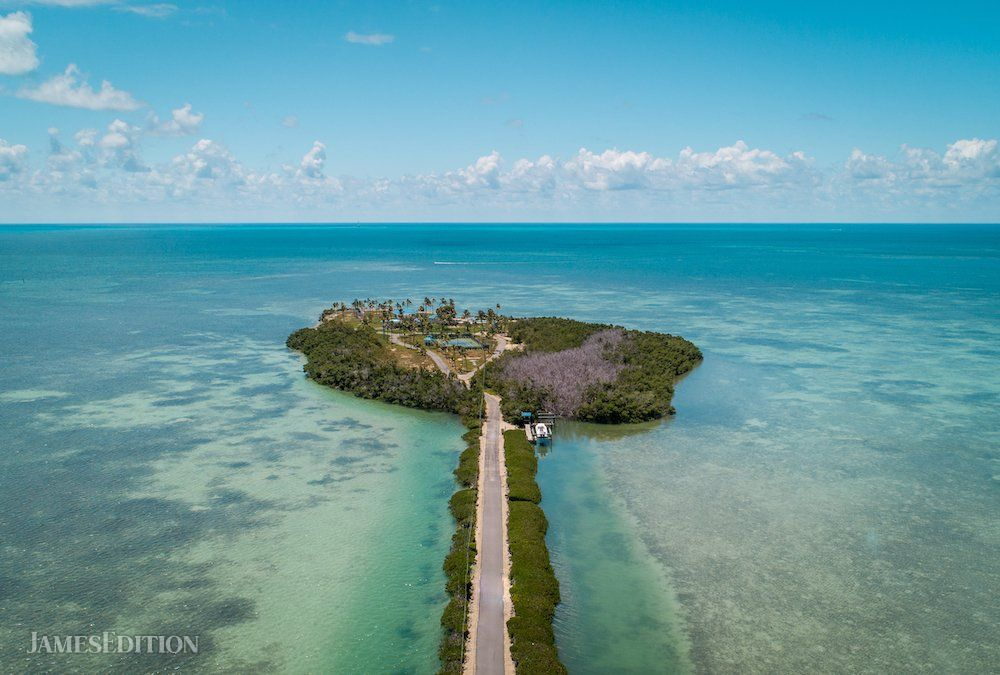 Private Island in Islamorada, Florida, United States 1
