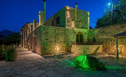 Villa in Zouridi, Greece