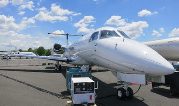 Legacy 650 - 13 Seats - Luxury Private Jet Charter