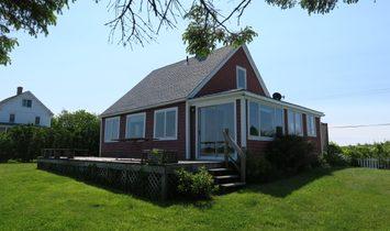 House in New Shoreham, Rhode Island, United States of America