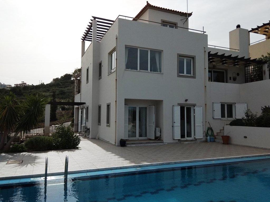 Villa in Athens, Greece 1