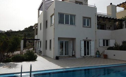 Villa in Athens, Greece
