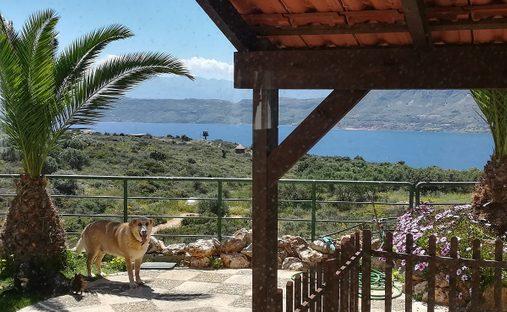 Villa in Pithari, Greece