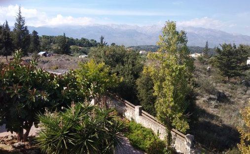 Villa in Vamos, Greece