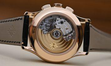 Patek Philippe [NEW] Complications Annual Calendar Chronograph 5905R