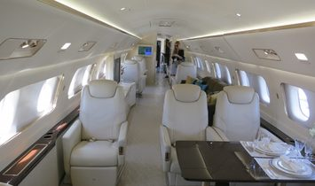 Embraer Lineage 1000 - Luxury Private Jet Charter