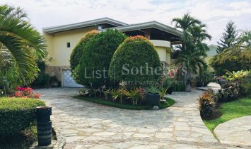 Private Beachfront Property With Fruit Farm