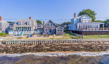 Exceptional Light Filled Waterfront Gem