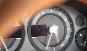Aston Martin Vanquish Zagato Roadster - 91 Miles!