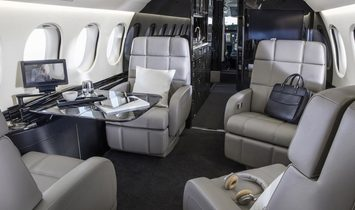 Falcon 8X - 14 Seats - Luxury Private Jet Charter