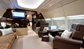 Airbus A318 Elite - Luxury Private Jet Charter