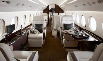 Falcon 2000LX - Luxury Private Jet Charter