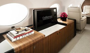 Gulfstream G650ER - Luxury Private Jet Charter