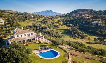 Villa en Benahavís, Andalucía, España 1