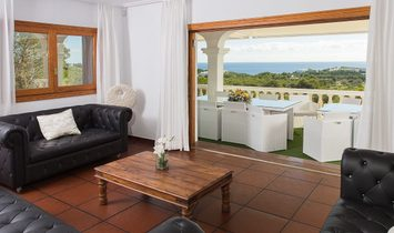 Wonderful Property With Sea And Countryside Views For Sale In Ibiza
