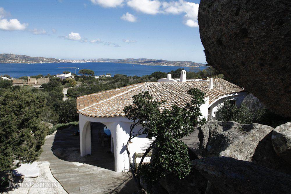 Villa in Punta Sardegna, Sardinia, Italy 1