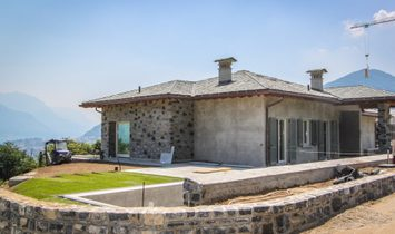Stunning villa in Tremezzo with views of Bellagio