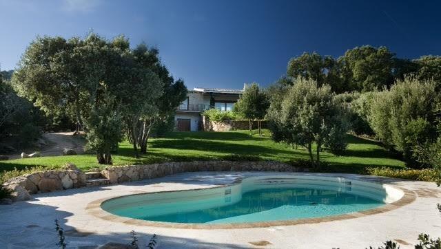 Villa in Cannigione, Sardinia, Italy 1