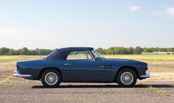 1963 Aston Martin DB4 Convertible
