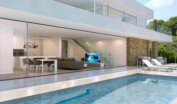 Contemporary New Build Villa in Javea, Costa Blanca