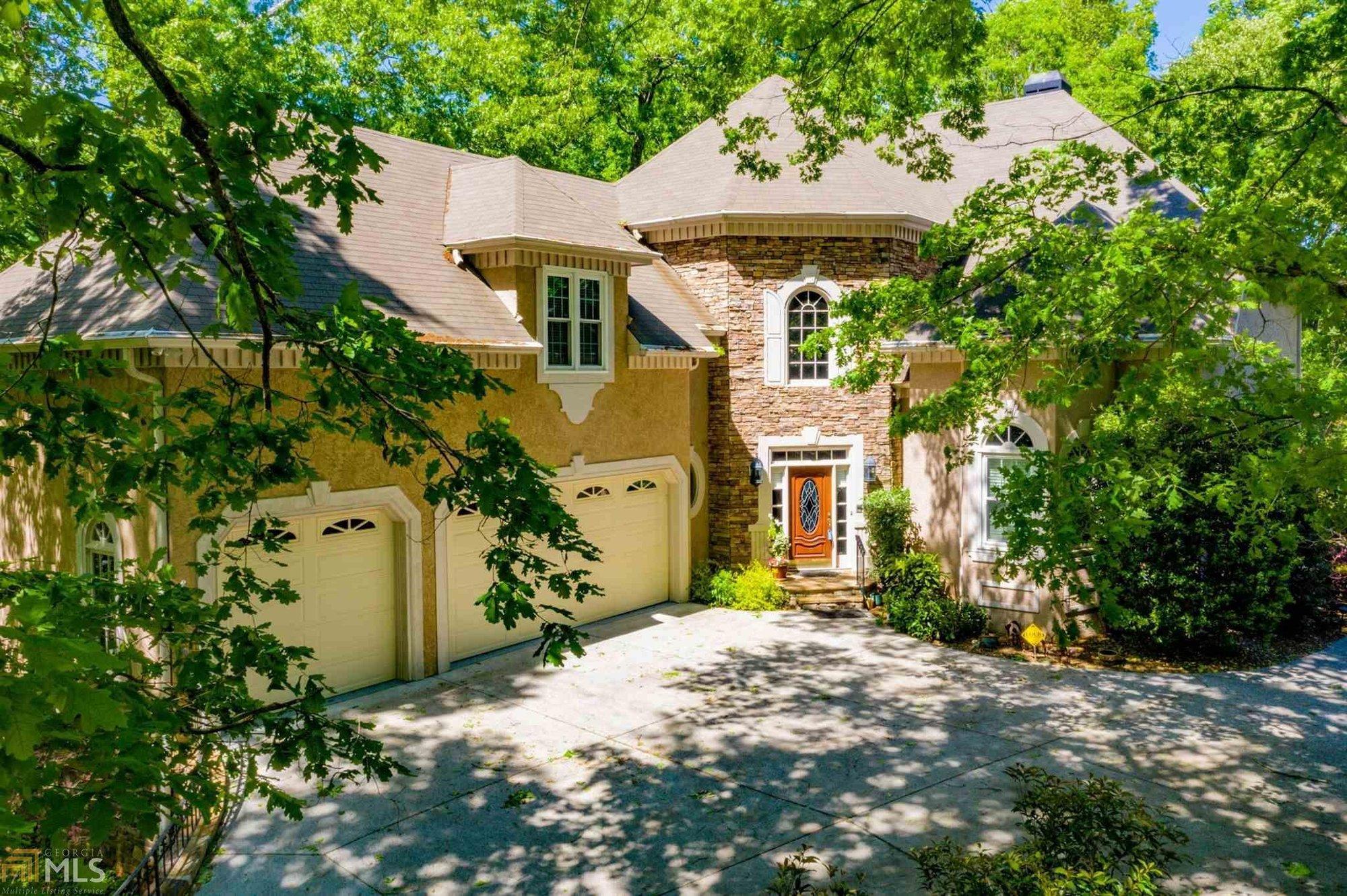 House in Woodstock, Georgia, United States 1