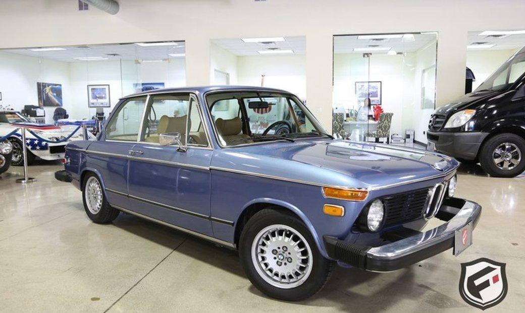 BMW 2002 For Sale >> 1976 Bmw 2002