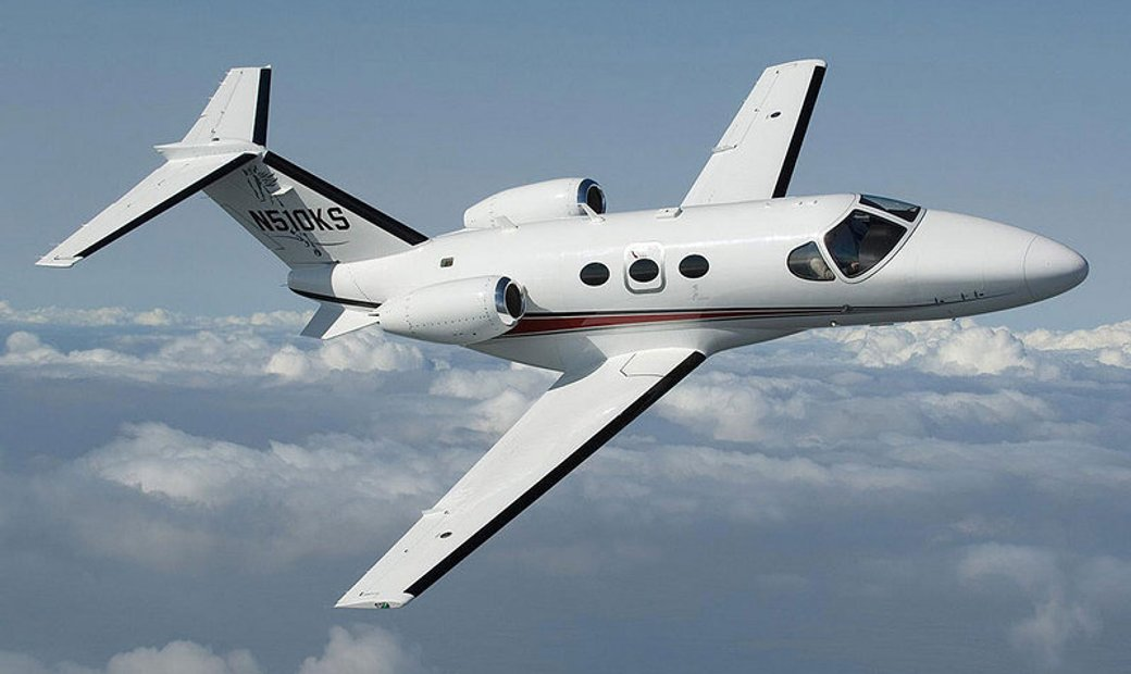 Citation Mustang - Luxury Private Jet Charter
