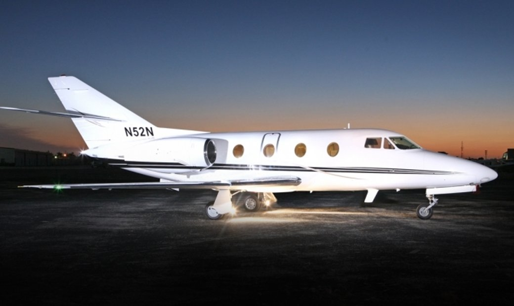 Dassault Falcon 100 - Luxury Private Jet Charter