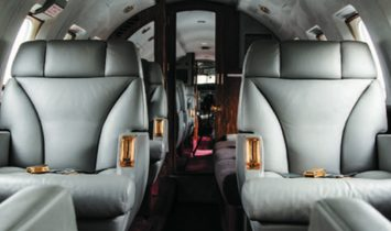 Hawker 800 - Luxury Private Jet Charter