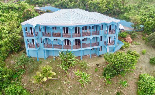 House in Tortola, British Virgin Islands