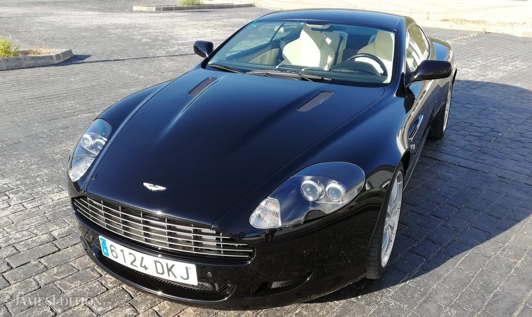 Aston Martin DB9 Touchtronic, Impecable , Full Service History, Very Careful owner