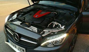 Mercedes C 450 AMG